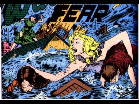 "Venus #18: ""Tidal Wave Of Fear"""