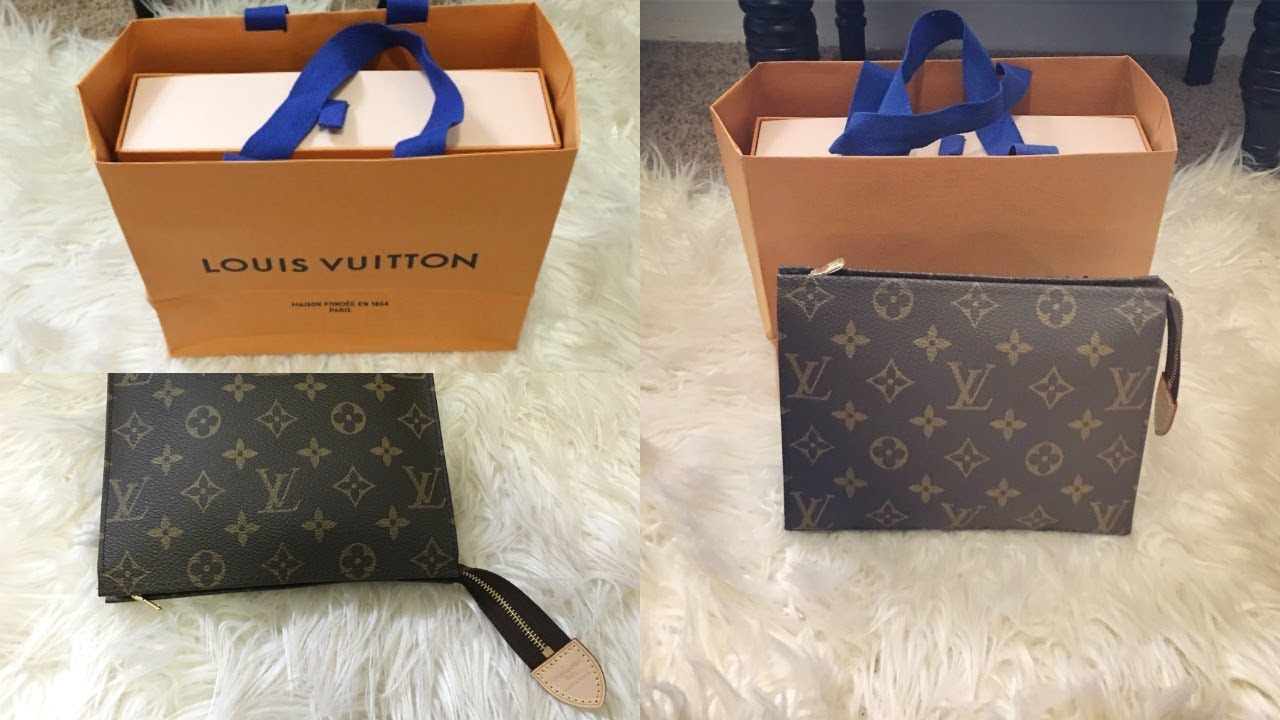 3bb66899ffa9 Louis Vuitton Toiletry Pouch 19 Review