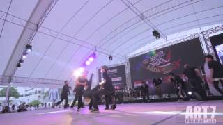 Metro groover  ( Thailand )  - Battle of the year 2013  South asia ( showcase )