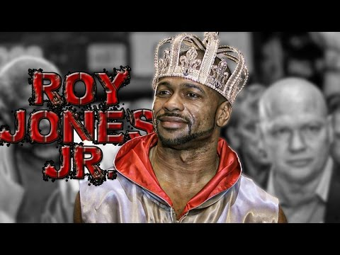 Roy Jones Jr.  (Eminem ft. 2Pac - It's a Trap)