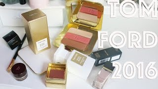 НОВИНКИ Tom Ford Весна-Лето 2016 ♥ декоративка и парфюм(Tom Ford Summer 2015 + МАКИЯЖ https://youtu.be/M_YtDyLpd2Q ♡ Летний макияж c голубыми тенями Tom Ford ♡ Summer makeup tutorial ..., 2016-05-11T06:00:01.000Z)