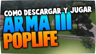 Pop Life Tutorial Como Entrar A Jugar Y Descargar Poplife Youtube