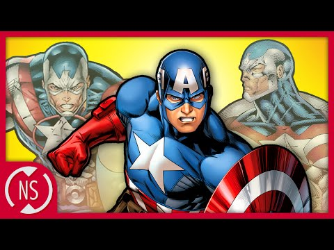 captain-america-vs-fighting-american-vs-agent-america!!-||-nerdsync