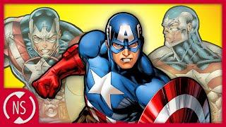 Captain America VS Fighting American VS Agent America!! || NerdSync