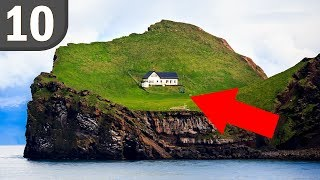 Top 10 Most Secluded Homes on Earth