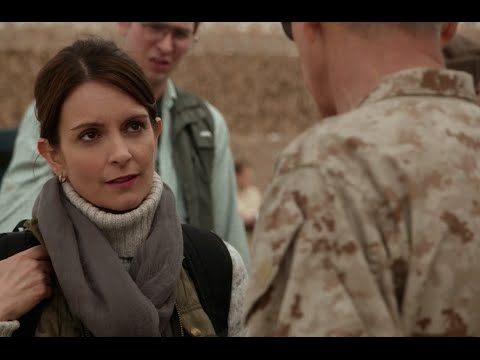 """Whiskey Tango Foxtrot (2016) - """"Wet Hooch"""" Clip - Paramount Pictures"""