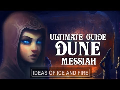 Ultimate Guide to Dune (Part 3) Book Two
