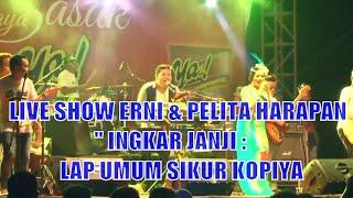 Live Konser Erni Sasak & Om Pelita Harapan Lap Umum Sikur