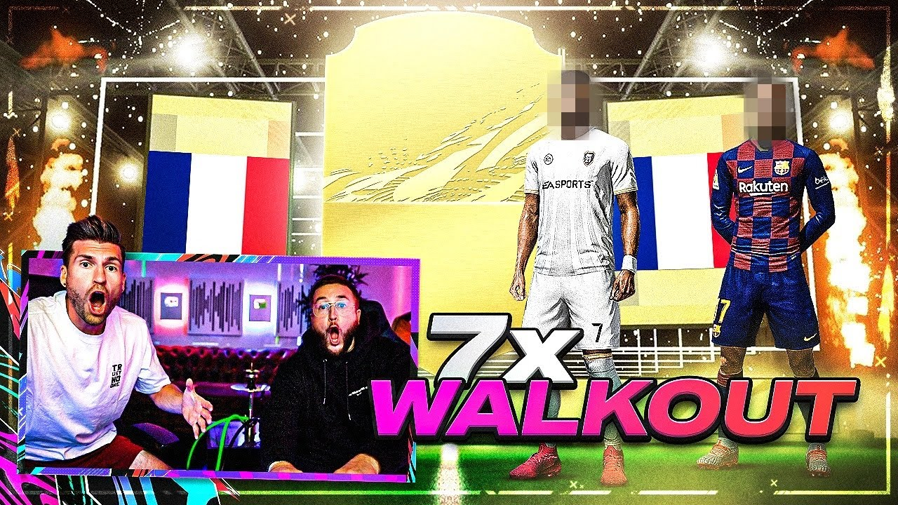 OMG! WALKOUT PARTY im nächsten FIFA 21 Pack Opening ??FIFA 21: Best of Pack Opening !!