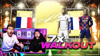 OMG! WALKOUT PARTY im nächsten FIFA 21 Pack Opening 🔥😱FIFA 21: Best of Pack Opening !!
