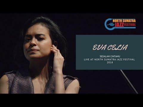 Download Eva Celia - Sedalam Cintamu Live @ North Sumatra Jazz Festival 2018 Mp4 baru