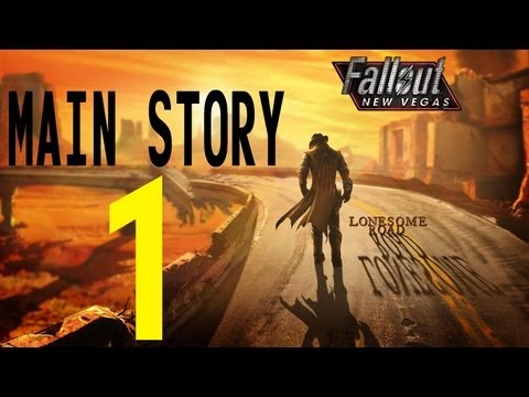 Fallout nv lonesome road main quests1 the reunion amp the silo
