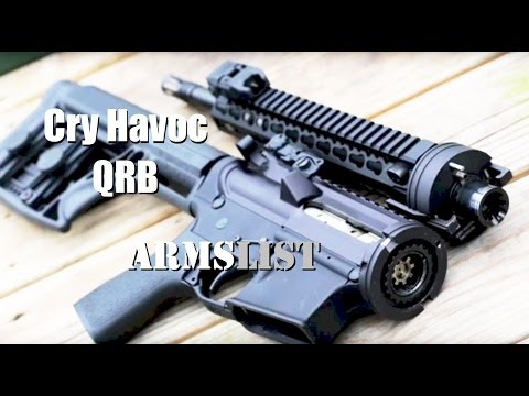 Cry Havoc QRB 5.56 (Quick Release Barrel)