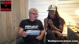 Interview tom Verhoeven (BDSMradio.EU) with Dominatrix Kelliprovocateur HD