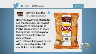 Lay's To Release Geno's Steaks Flavored Chips