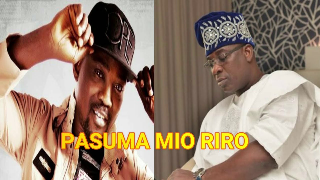 """Download Pasuma Breaks The Silence of Those Criticize Him For Respect King Wasiu Ayinde Marshal In """"Mio Riro"""""""