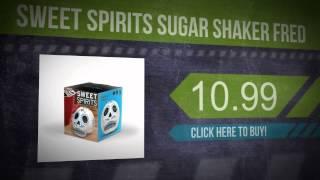 Sweet Spirits Sugar Shaker Fred