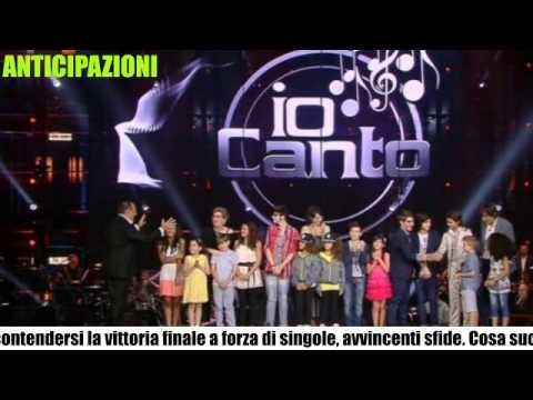 IO CANTO - Anticipazioni quarta puntata del 29/09/2013 in onda su Canale 5