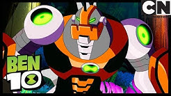 Ben and Kevin Team Up! | The Monsters in Your Head | Ben 10 | Cartoon Network