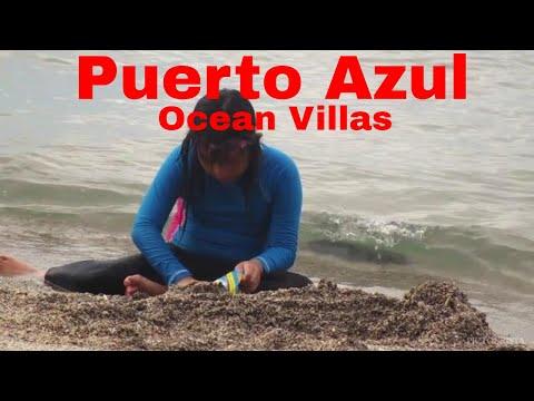 Puerto Azul, Ocean Villas Private Beach 2017