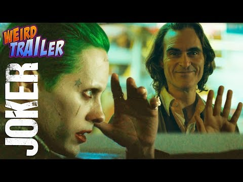 Russ Whip Rose - Jared Leto and the other Jokers in this weird custom trailer