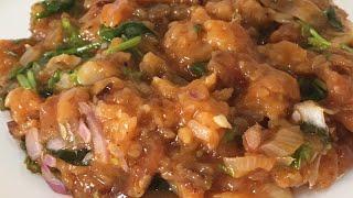 ரோட்டோரக்கடை காளான் மசாலா/Road side mushroom masala /street food in Tamil