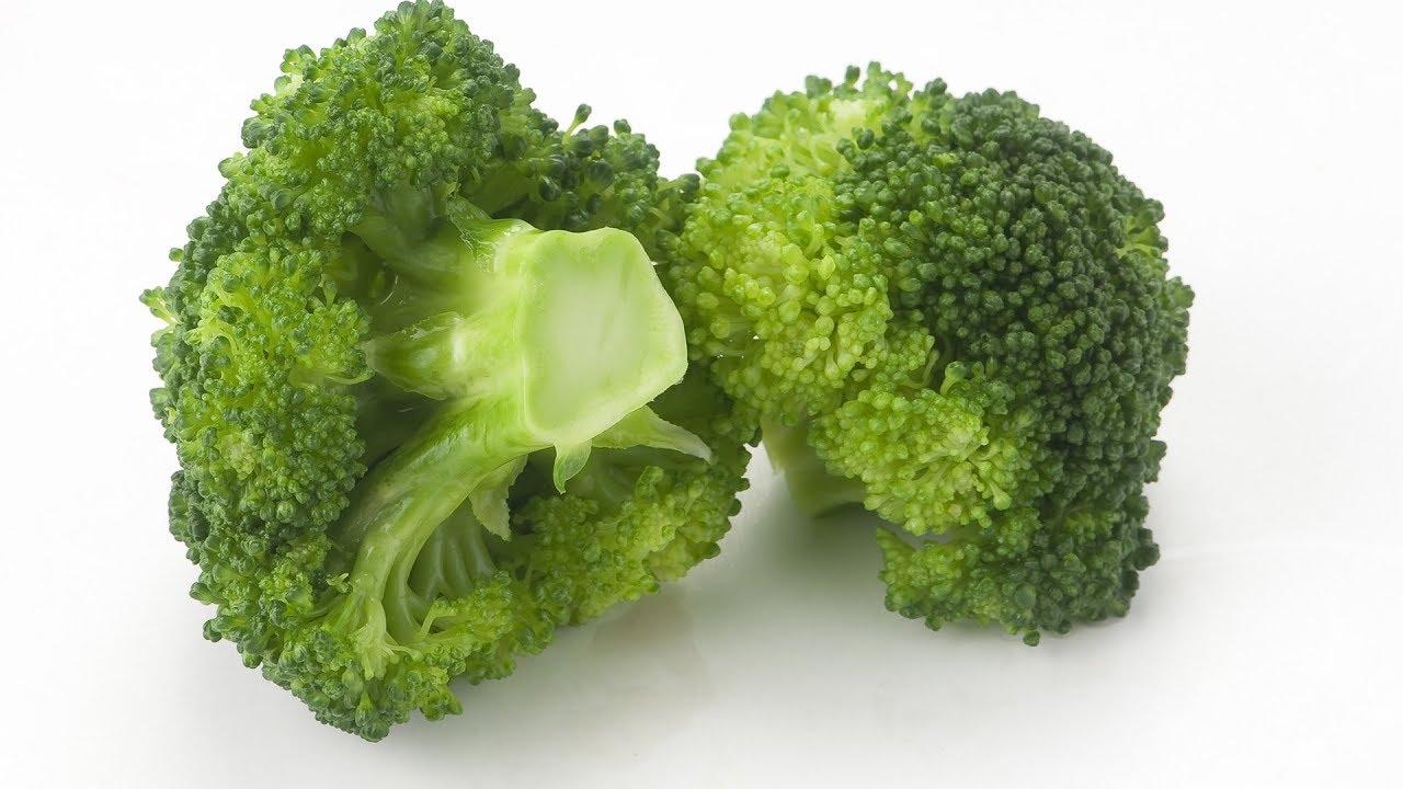 Qué Parte Del Brócoli Se Come Youtube