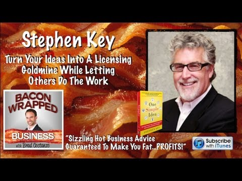 Stephen Key: Turn Your Ideas Into Goldmines While Other Do The Work