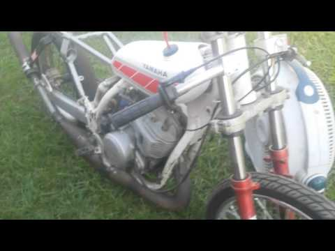 Yamaha WR500R Breaking motor in. Para Piques Costa Rica YZ490