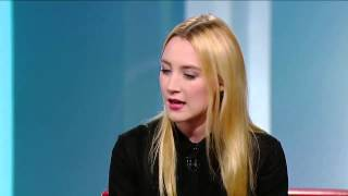 Saoirse Ronan on George Stroumboulopoulos Tonight: INTERVIEW