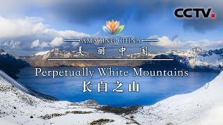 《美丽中国》长白之山 Amazing China-Perpetually White Mountains | CCTV纪录 - YouTube