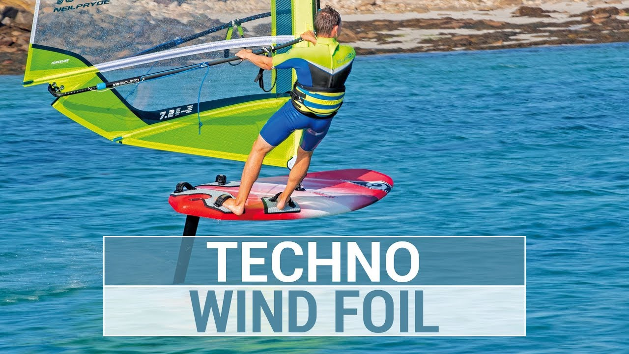 Techno Wind Foil 130