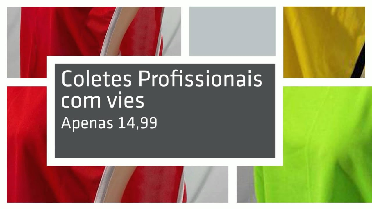 Coletes de Treinamento Profissionais Para Futebol c846b3b339f4e