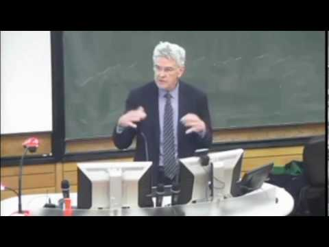 Professor William Mitchell - Thinking in a Modern Monetary Theory Way