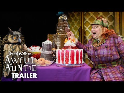 David Walliams Awful Auntie Trailer