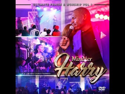 Holy Spirit - Minister Harry - feat Nontsikelelo Hlomelo