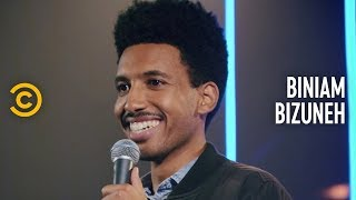 An Antidepressant Ad for Black People - Biniam Bizuneh - Stand-Up Featuring