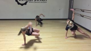 Way Down We Go Kaleo Choreography @jessddaz