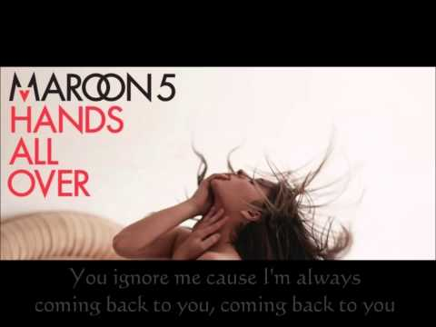 MAROON 5 ~ Get Back In My Life ~ LYRICS