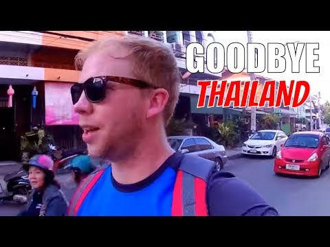 WHY I AM LEAVING THAILAND | TRAVEL UPDATE