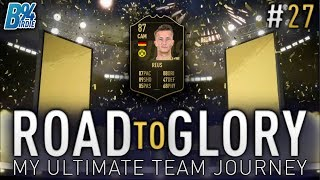 Today is time for episode 27 of our FIFA 19 Road to Glory. Ep 27 of...