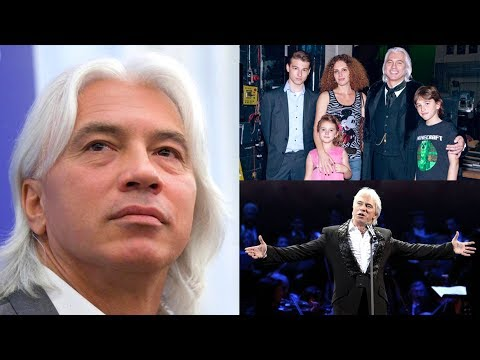 Dmitri Hvorostovsky Biography Wife, Family and Photos