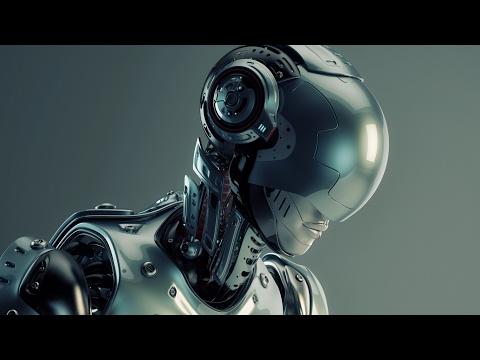 Красивые картинки под музыку (Роботы)