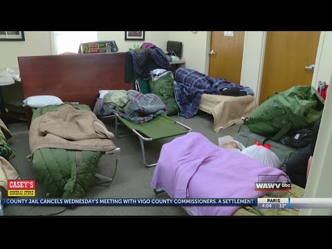 Community Taking Steps Toward Warming Center