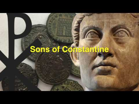 Constantine the Great, Christianity & Coinage
