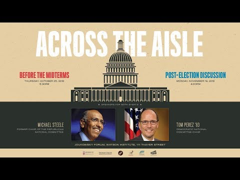 Across the Aisle: Post-Election Discussion Mp3