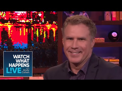 Will Ferrell Explains Mariah Carey's Cameo That Didn't Happen  WWHL