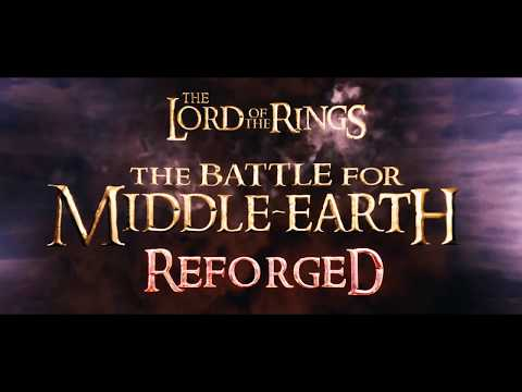 The Battle For Middle-Earth: Reforged (Unreal Engine 4) - First Teaser In Ultra HD