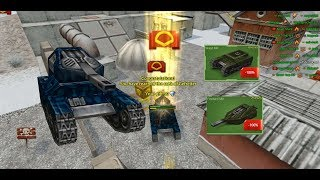 Tanki online-Road To Legend #21-3 Rank up in 10 Minutes?Making M1 In Recruit?
