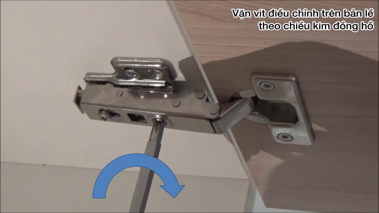 EasyHome – Hướng dẫn lắp đặt Module tủ bếp